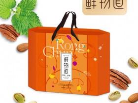 鲜物道干果礼盒果语凝香1260g坚果休闲零食大礼包春节年货送客户