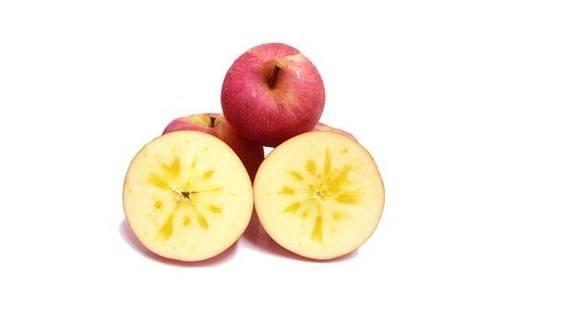 阿克苏冰糖心苹果,好吃有营养的水果,郑州冰糖心苹果总代理